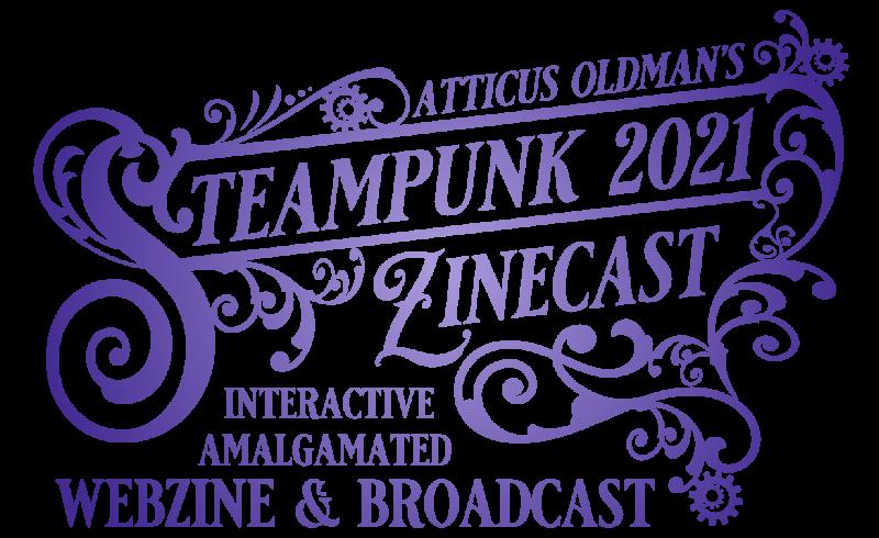 Steampunkery purple logo